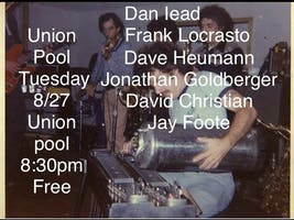 Dan Iead's Adult Party