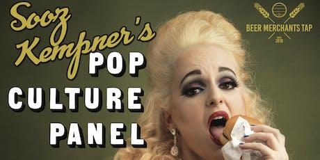 Sooz Kempner's Pop Culture Panel tickets