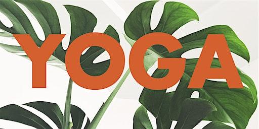 JPYogaCo - MONDAY YOGA