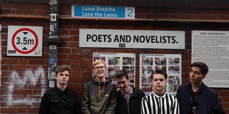 Academy Lane - EP Launch Party - Poets & Novelists tickets