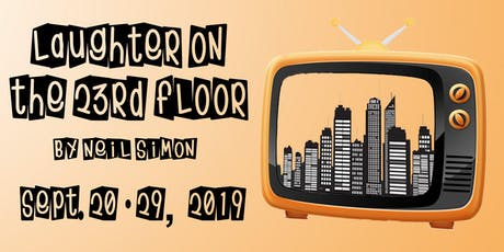 Laughter on the 23rd Floor tickets