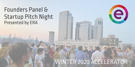 ERA: Founders Panel & Startup Pitch Night (October) tickets