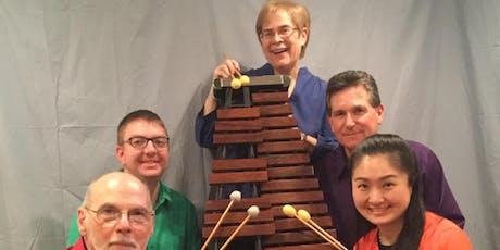Xylophonia: Ragtime Marimba! tickets