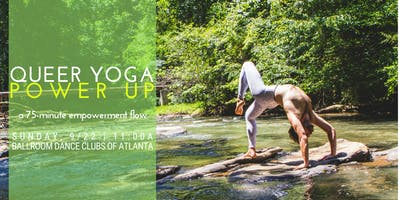 Queer Yoga | Power Up