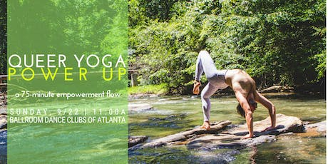 Queer Yoga | Power Up tickets