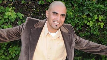Comedian George Perez