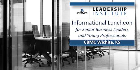 CBMC Wichita Leadership Institute Luncheon tickets