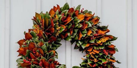 Autumn wreath workshop with Gray & Greenery  tickets