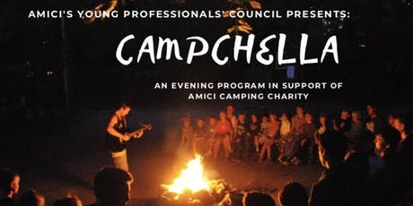 Amici's YPC Evening Program: Campchella  tickets