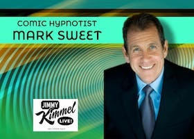 Comic Hypnotist Mark Sweet
