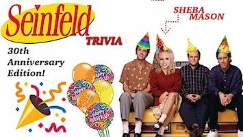 """""""Seinfeld"""" Trivia: 30th Anniversary Edition!"""