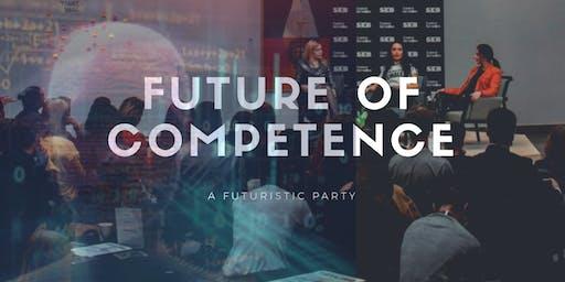 Future of competence - A futuristic party