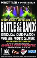 ANIMAS CITY THEATRE & PROHIBITION HERB: BATTLE OF THE BANDS FINALE