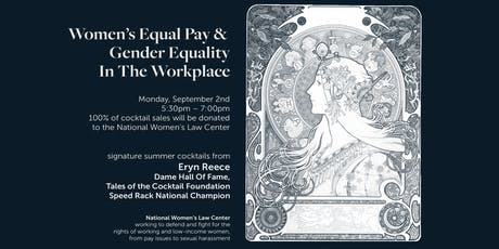 Women's Equal Pay & Gender Equality In The Workplace at Ophelia Lounge NYC tickets