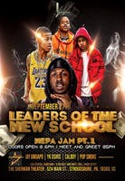 Leaders Of The New School NEPA Jam Part One