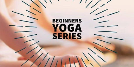 Kripalu Yoga Beginner Series (6-Class Workshop) tickets