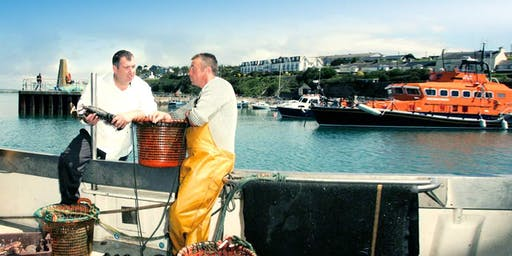 Ingenuity & the Bounty - Seafood & Wine Dinner