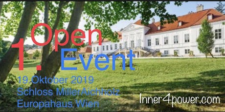 1. OPEN EVENT - Innerpower School for Spiritual Holistic Healing  Tickets