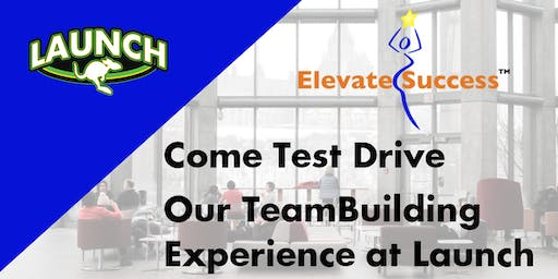 Come Test Drive Our Team Building Experience