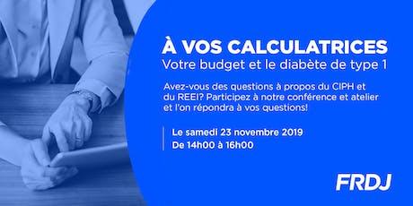 Le diabète  type 1 et vos finances billets