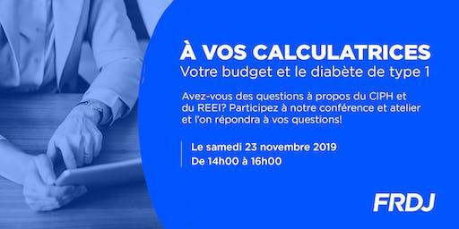 Le diabète  type 1 et vos finances