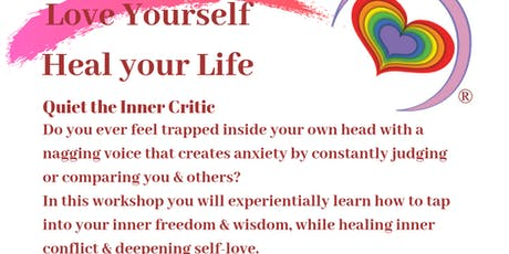 Quiet the Inner Critic tickets