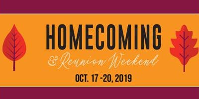 Earlham Homecoming and Reunion Weekend 2019