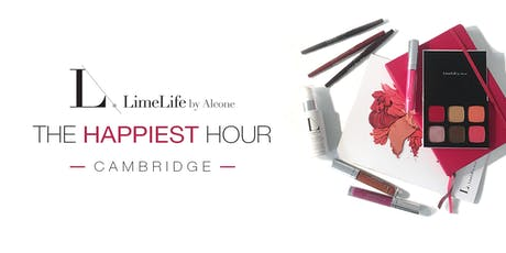 The Happiest Hour with LimeLife by Alcone UK - Cambridge tickets