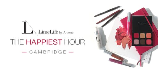 The Happiest Hour with LimeLife by Alcone UK - Cambridge