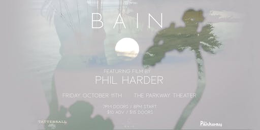 An evening with Bain & special guests + film by director Phil Harder