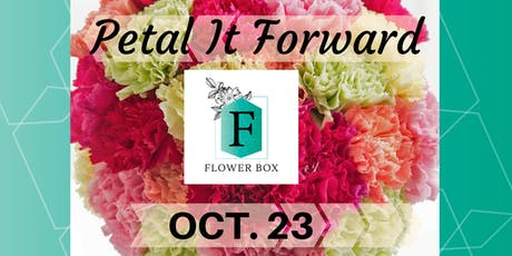 Petal it Forward tickets