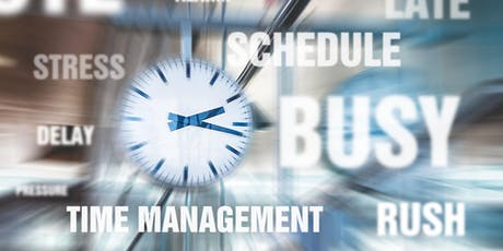 How to Use Your Time to Your Advantage - Time Management for Businesses, Ipswich tickets