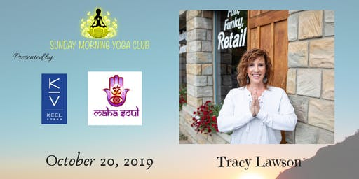 SMYC 10/20 at Maha Soul! Tracy Lawson is Teaching!