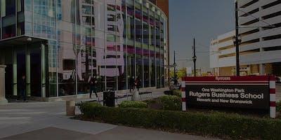 Rutgers Business Community Engagement Symposium