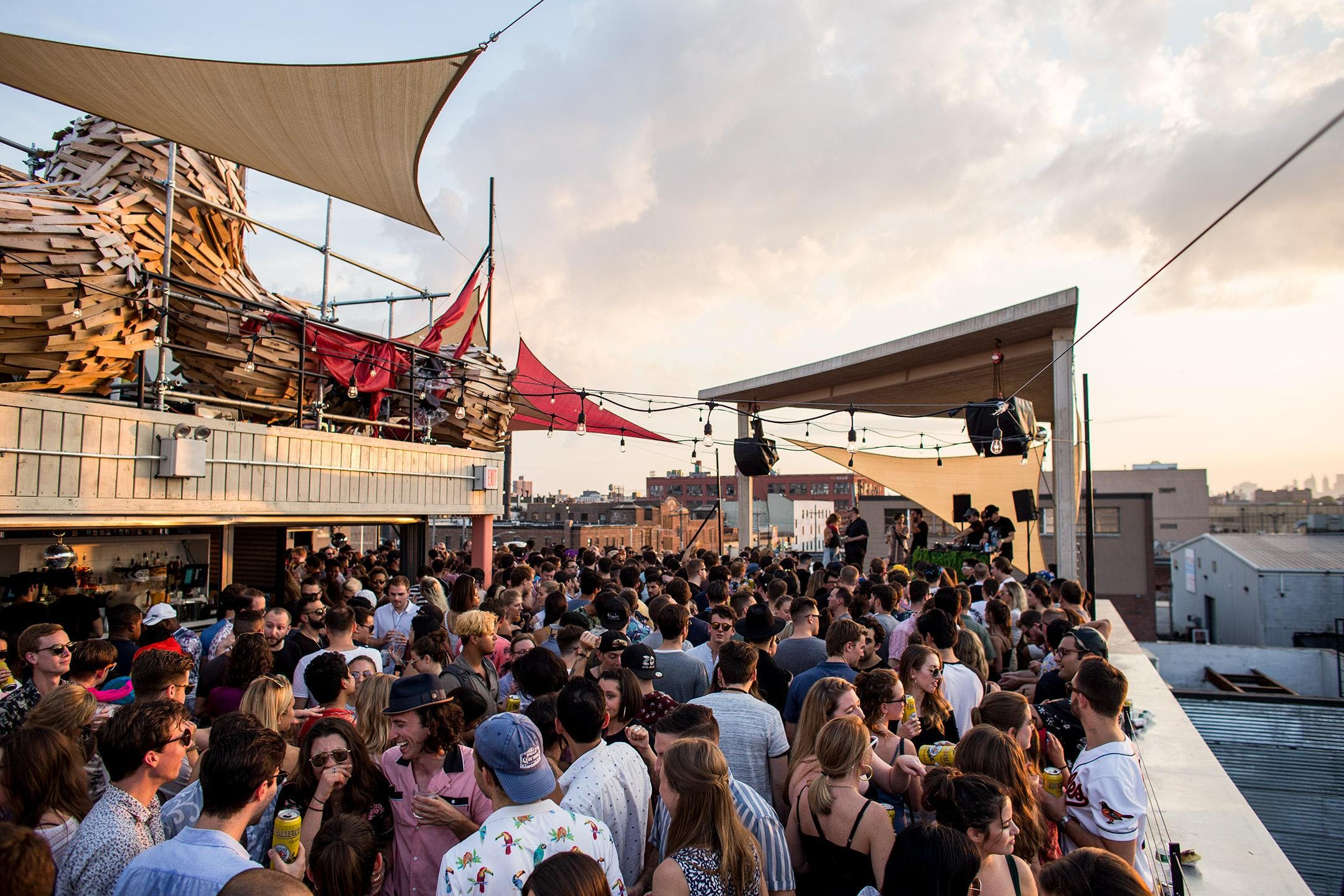 Tiki Disco (Summer Rooftop Closing Party!)