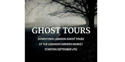 Downtown Lebanon Ghost Tours