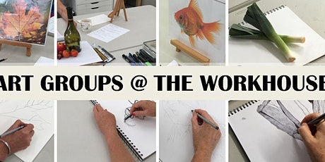 TUESDAY EVENING ART WORKSHOPS tickets
