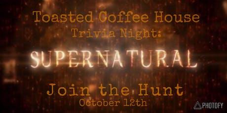Supernatural Trivia tickets