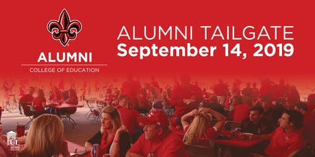 College of Education Alumni Tailgate tickets