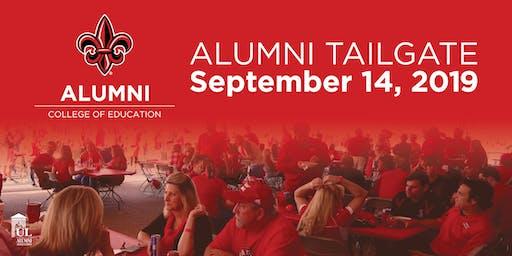 College of Education Alumni Tailgate