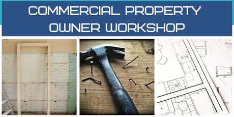 Commercial Property Owner Workshop tickets