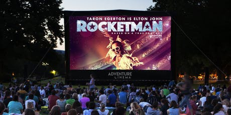 Rocketman Outdoor Cinema Experience in Margate tickets