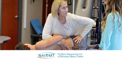 NAIOMT C-511 Lumbopelvic Spine I [Falls Church, VA]2020