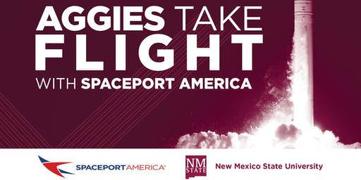 Aggies Take Flight with Spaceport America