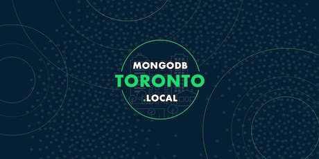 MongoDB.local Toronto 2019 tickets