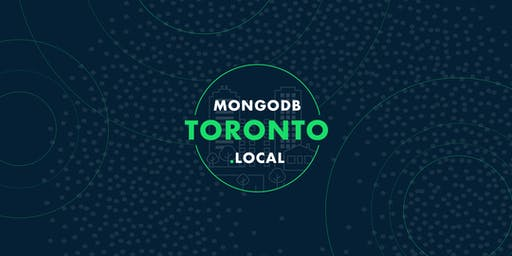 MongoDB.local Toronto 2019