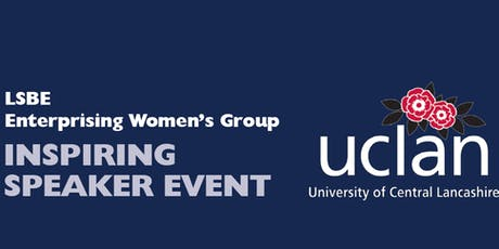 LSBE Enterprising Women's Group – Inspiring Speaker Event  tickets