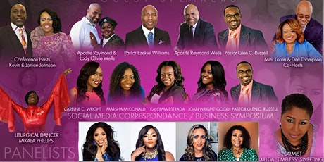 The Girl Time Experience with Men of Excellence Empowerment Summit  tickets