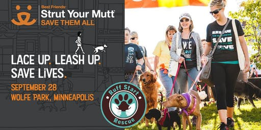 2019 Strut Your Mutt Fundraising Walk
