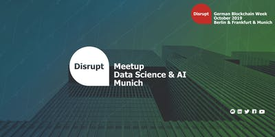 German Blockchain Week 2019 | Data Science and AI Munich